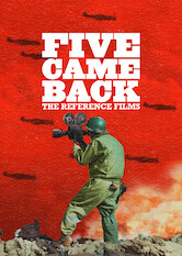 Search netflix Five Came Back: The Reference Films